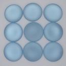 18mm Luna Soft Cabochon in Bleu Ciel