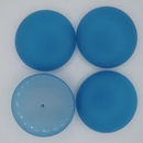 Cab117 - 24mm cabochon in Neon Blue