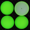 Cab120 - 24mm cabochon in Bright Green
