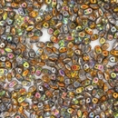 MiniDuo beads in Magic Copper