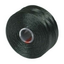 S-Lon D Beading Thread in Dark Green
