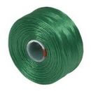 S-Lon D Beading Thread in Green