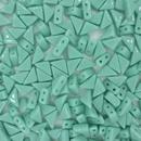 25 x Tango beads in Turquoise