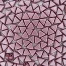 50 x Kheops Par Puca in Matt Metallic Pink