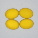 18.5x13.5mm Luna Soft Oval Cabochon in Sunflower