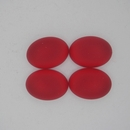 18.5x13.5mm Luna Soft Oval Cabochon in Light Siam