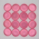 12mm Luna Soft Cabochon in Salmon Pink