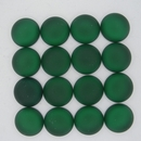 12mm Luna Soft Cabochon in Emerald