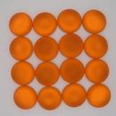 12mm Luna Soft Cabochon in Orange