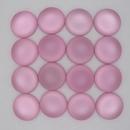 12mm Luna Soft Cabochon in Rose