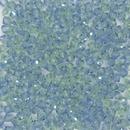 4mm Provence Lav-Chrys blend bicones (Swarovski) 726