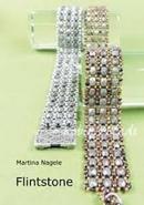 Flintstone Bracelet by Martina Nagele