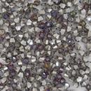 4mm Crystal Volcano bicones (Swarovski) 001