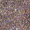 5g Super8 beads in Crystal Sliperit