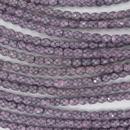 38 x 4mm snake skin beads in 39059