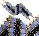Fantastic Frills bracelet by Eileen Barker