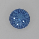 15mm Light Sapphire German Cabochon