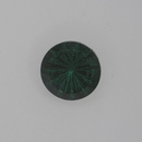 15mm Petrol German Cabochon