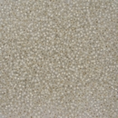 Size 15 Gilt lined White Opal Miyuki seed beads 551