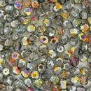 50 x 6mm faceted beads in Crystal Marea AB