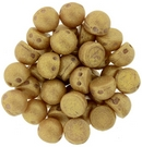 Pacifica Macadamia two hole CzechMate Cabochons