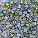 5g x 4mm Es-o beads in Crystal Vitrail