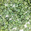 8x7mm Green Lustre petals