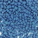 Nib-Bits in Metallic Suede Dark Blue