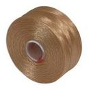 S-Lon D Beading Thread in Tan