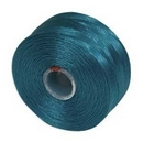 S-Lon D Beading Thread in Teal