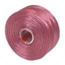 S-Lon D Beading Thread in Light Orchid
