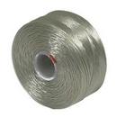 S-Lon D Beading Thread in Ash