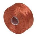 S-Lon D Beading Thread in Orange