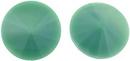 14mm Matubo Rivoli in Turquoise