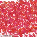 5g Quarter Tila beads in Matt Light Red AB (QTL140FR)