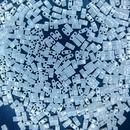 5g Half Tila beads in Ivory Pearl Ceylon (HTL0592)