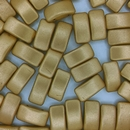 5 x Carrier Beads in Aztec Gold (9x17mm)