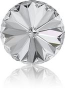 14mm Rivoli in Crystal (Swarovski)