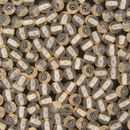 50 x 5mm round beads in Champagne