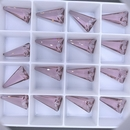 18mm Spike Pendant in Antique Pink (Swarovski) 6480