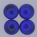 24mm Luna Soft Cabochon in Shiny Cobalt