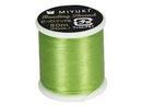 MT16 - 50m Miyuki beading thread in Peridot