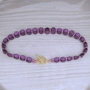 Bead Kit for Pinch of Elegance in Pastel Bordeaux
