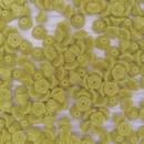 25 x flower cups in Lemon (7x5mm)