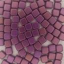 20 x 6mm Czech tiles in 30516
