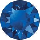 SS39 or 8.3mm Xirius Chaton in Majestic Blue (Swarovski)