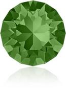 SS39 or 8.3mm Xirius Chaton in Fern Green (Swarovski)