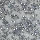 24 x 4mm bicones in Crystal Vitrail Light (Preciosa)