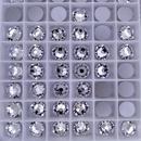 Pair of SS40 Crystals flatbacks (Swarovski) 2088