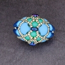 Bead Kit for Cathedral Beaded Bead